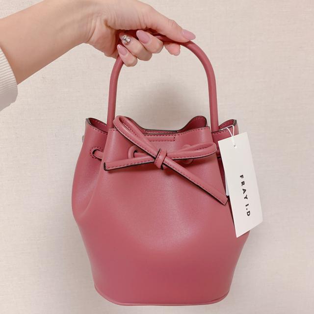 FRAY I.D(フレイアイディー)のフレイアイディー❤︎バッグ レディースのバッグ(ショルダーバッグ)の商品写真
