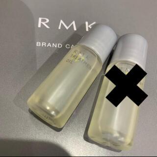 アールエムケー(RMK)のRMK【新品未使用】Wトリートメントオイル1本(美容液)