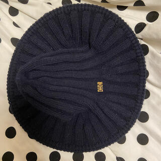 クリスチャンディオール(Christian Dior)の新品 Diorディオール ニット帽(ニット帽/ビーニー)