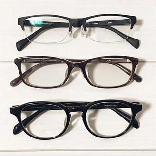 JINS - JINS メガネ 3本セット