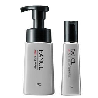 FANCL - ファンケル 男性スキンケアセット メンズ 泡状洗顔料と保湿液セット