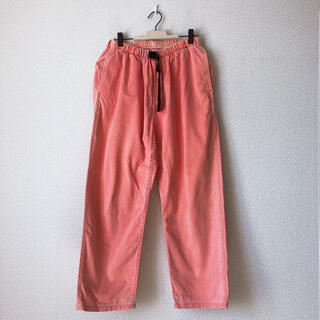 GRAMICCI - 古着 ビンテージ  古着パンツ ビンテージパンツ ハイウエストパンツ