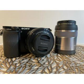SONY - SONY α6000 パワーズームレンズキット +(SEL30M35)マクロ