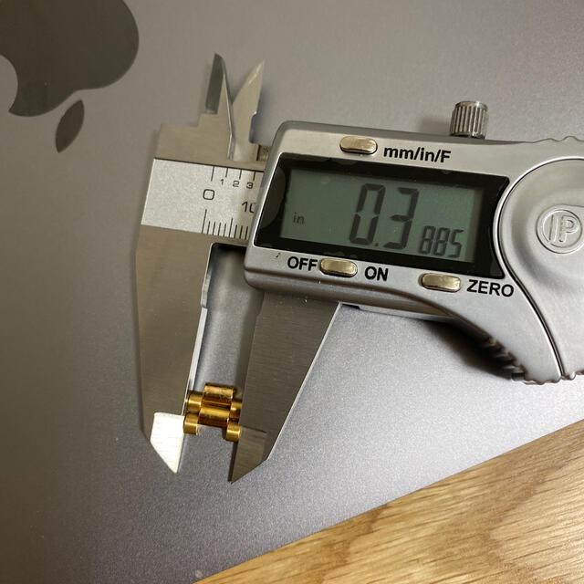 ROLEX(ロレックス)のロレックス デイトジャストレディース 金無垢 2コマ メンズの時計(金属ベルト)の商品写真
