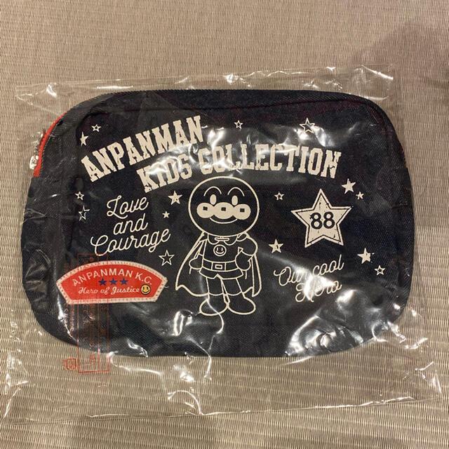 アンパンマン(アンパンマン)のアンパンマン☆ノベルティ☆ポーチ レディースのファッション小物(ポーチ)の商品写真