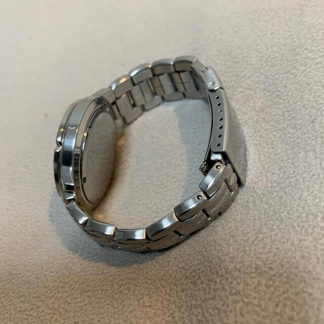 GUESS(ゲス)の腕時計(GUESS)WATERPRO STEELメンズ メンズの時計(腕時計(アナログ))の商品写真