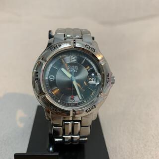 GUESS - 腕時計(GUESS)WATERPRO STEELメンズ