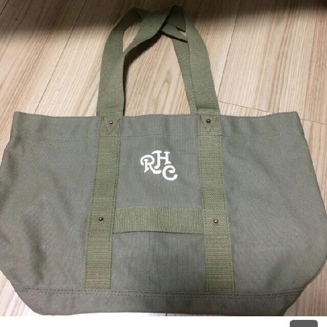 Ron Herman(ロンハーマン)のロンハーマン トートバッグ カーキ色 レディースのバッグ(トートバッグ)の商品写真