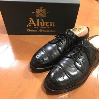 Alden - 早い者勝ち‼️オールデン 2146アバディーンラスト6.5E