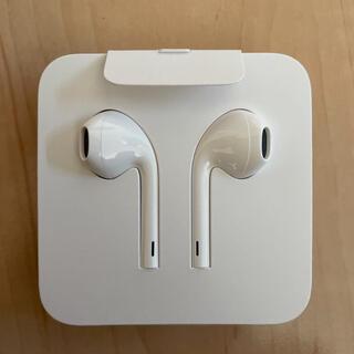 Apple - iPhone 純正イヤホン Apple