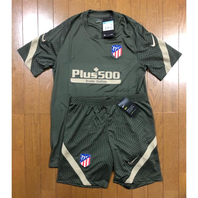 NIKE(ナイキ)のアトレティコマドリード  20-21 Strike トレーニング上下 スポーツ/アウトドアのサッカー/フットサル(ウェア)の商品写真