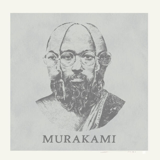 MURAKAMI ①        ジンガロ カイカイキキ 村上隆(版画)