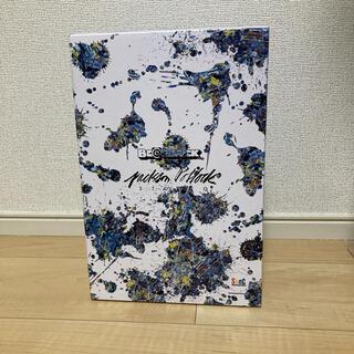 メディコムトイ(MEDICOM TOY)の新品BE@RBRICK Jackson Pollock 100%&400%(その他)