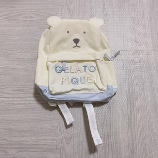 gelato pique - ジェラートピケ くま KIDS リュック