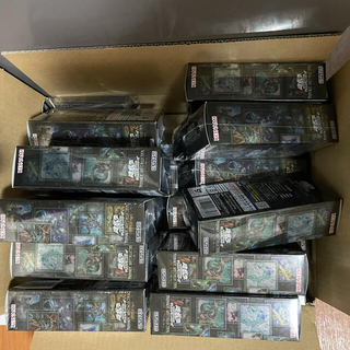 遊戯王 - PRISMATIC ART COLLECTION 7BOX シュリンク付き