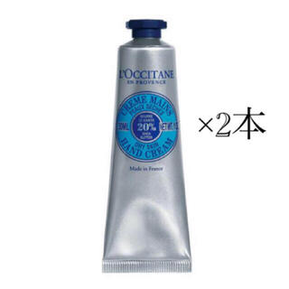 L'OCCITANE - L'OCCITANE ロクシタン シア ハンドクリーム 30ml 2本セット