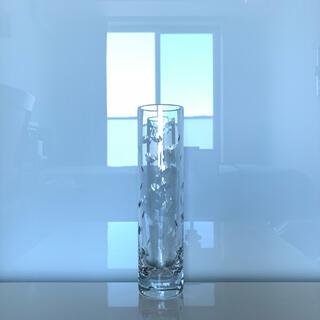 バカラ(Baccarat)の✯ 木の葉 Baccarat 一輪挿し クリスタル 花瓶 hhj様 ご専用 ✯(花瓶)