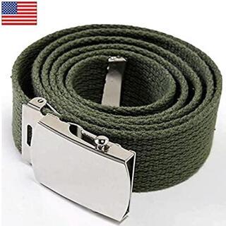 RRL - 実物 Deadstock GI belt (US ,CE刻印入り) ガチャベルト