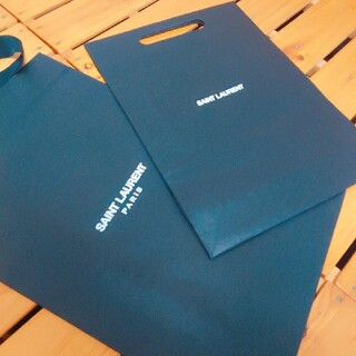サンローラン(Saint Laurent)のSAINT LAURENT 正規品 ショッパー(ショップ袋)