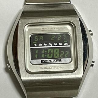 カシオ(CASIO)のお宝品!CASIO カシオトロン TRN-110  (腕時計(デジタル))