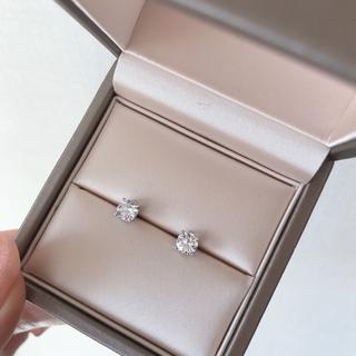 HARRY WINSTON - 最高品質 sonaダイヤモンド 5㎜