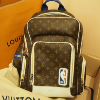 LOUIS VUITTON -  LVXNBA バックパック ルイヴィトン louisvuitton