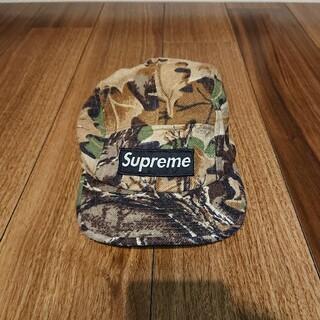 Supreme - レア supreme camp cap 90年代 紙タグ キャンプ キャップ