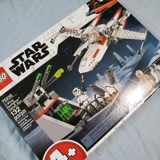 Lego - レゴ スター・ウォーズ Xウィング・スターファイターのトレンチラン75235