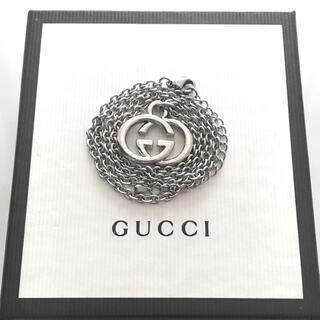Gucci - 【正規品】GUCCIチャームネックレス