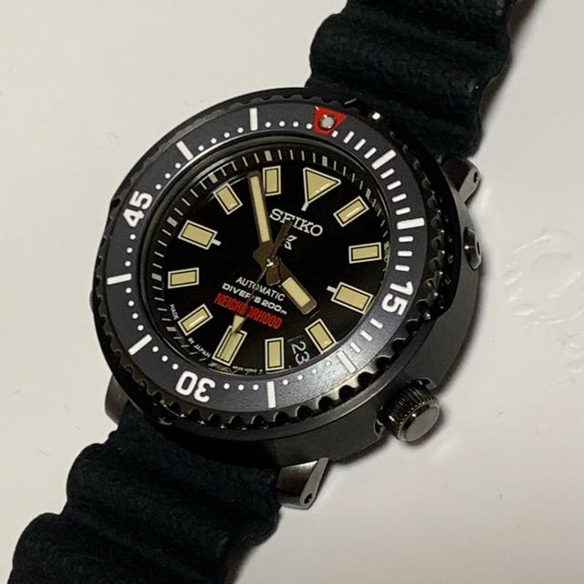 NEIGHBORHOOD(ネイバーフッド)のNEIGHBORHOOD PROSPEX SEIKO 1000本限定 メンズの時計(腕時計(アナログ))の商品写真