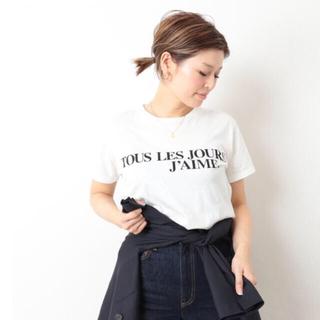 DEUXIEME CLASSE - ドゥーズィエムクラス   J'AIME Tシャツ