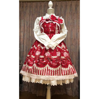 BABY,THE STARS SHINE BRIGHT - ベイビーザスターズシャインブライト ジャンパースカート