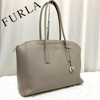 Furla - セール 正規品 FURLA  テッサ サッチェル L トートバッグ A4可