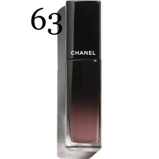 CHANEL - 新品◇CHANEL シャネル ルージュ アリュール ラック 63 アルティメット