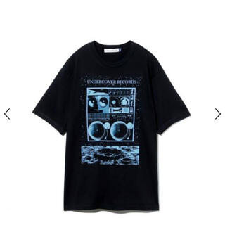 UNDERCOVER - <UNDERCOVER>UC RECORDS Tee