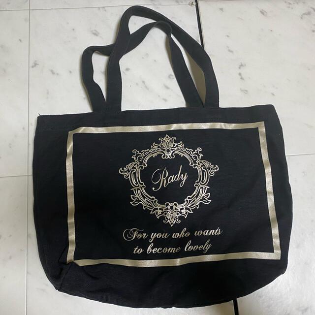 Rady(レディー)のRady トートバッグ レディースのバッグ(トートバッグ)の商品写真