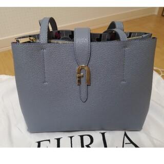 Furla - フルラ トートバッグ ソフィア ブルー