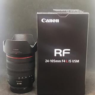Canon - 【新品同様】キヤノン RF24-105mm F4L IS USM 保証書あり