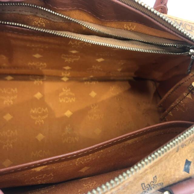mcm お好きな方 ハンドバッグ ショルダー トートバッグ レディースのバッグ(ハンドバッグ)の商品写真