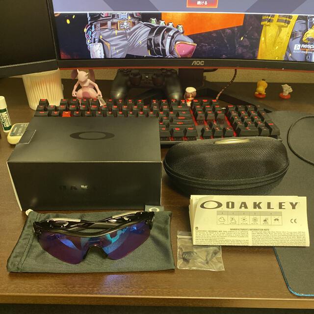 Oakley(オークリー)のオークリー レーダーロックパス スポーツ/アウトドアのゴルフ(ウエア)の商品写真