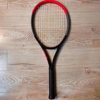 ウィルソン(wilson)のWILSON CLASH ウィルソン クラッシュ TENNIS テニス ラケット(ラケット)