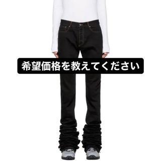 ジャンポールゴルチエ(Jean-Paul GAULTIER)のy/project extra long jeans (デニム/ジーンズ)