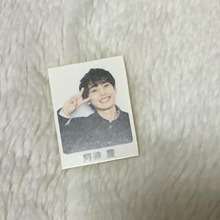 阿達慶 デタカ 厚紙カード シール