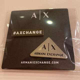 ARMANI EXCHANGE - 新品 アルマーニエクスチェンジ ピンバッジ