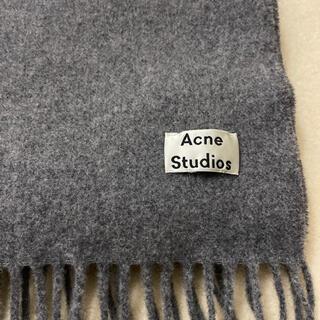 ACNE - Acne Studios マフラー