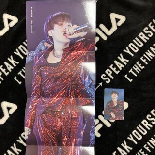 2018 LYS DVD付属ポスター•トレカセット ユンギ