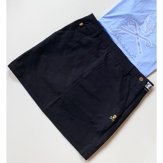 MARK&LONA - MARK&LONAマークアンドロナ ゴルフスカート