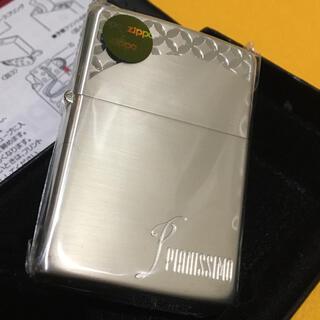 ジッポー(ZIPPO)のZIPPO 新品 当選非売品 PIANISSIMO JT懸賞日本のタバコ(タバコグッズ)