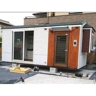 値引きは?移動可能な住宅?! 4坪(8畳)くらいですかね☆(ケース/ボックス)