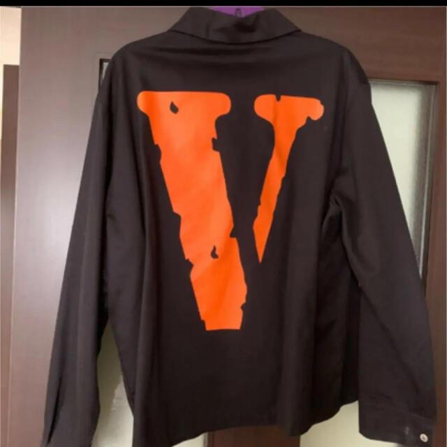 Balenciaga(バレンシアガ)のVLONE ジャケット メンズのジャケット/アウター(ブルゾン)の商品写真